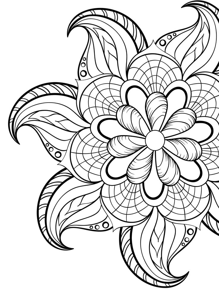 free mandala coloring pages for adults download the full size mandala on the right to print and adults free for pages mandala coloring