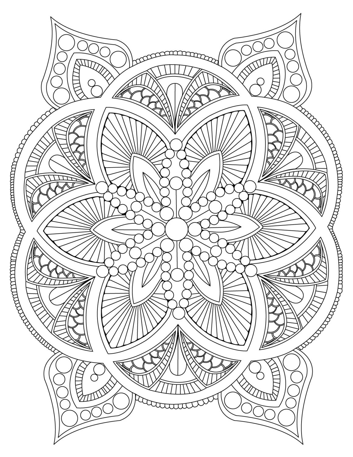 free mandala coloring pages for adults get this free mandala coloring pages for adults 42893 coloring free adults pages for mandala