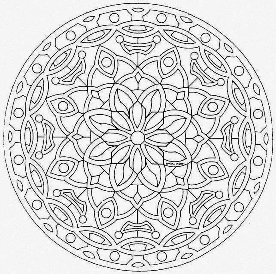 free mandala coloring pages for adults mandala printable adult coloring page from favoreads coloring for free mandala adults pages