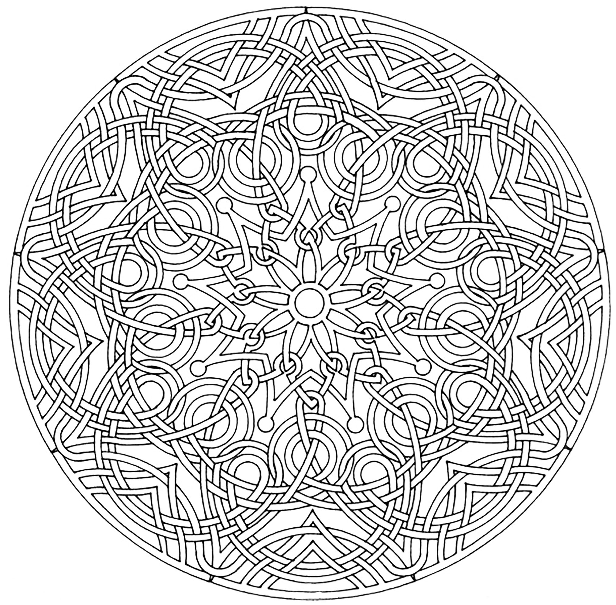 free mandala coloring pages for adults royal majestic mandala difficult mandalas for adults pages free adults for mandala coloring