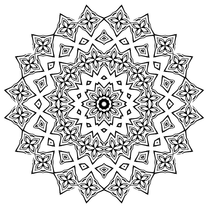 free mandala coloring pages for adults simple mandala coloring pages for adults free printable mandala for coloring adults pages free