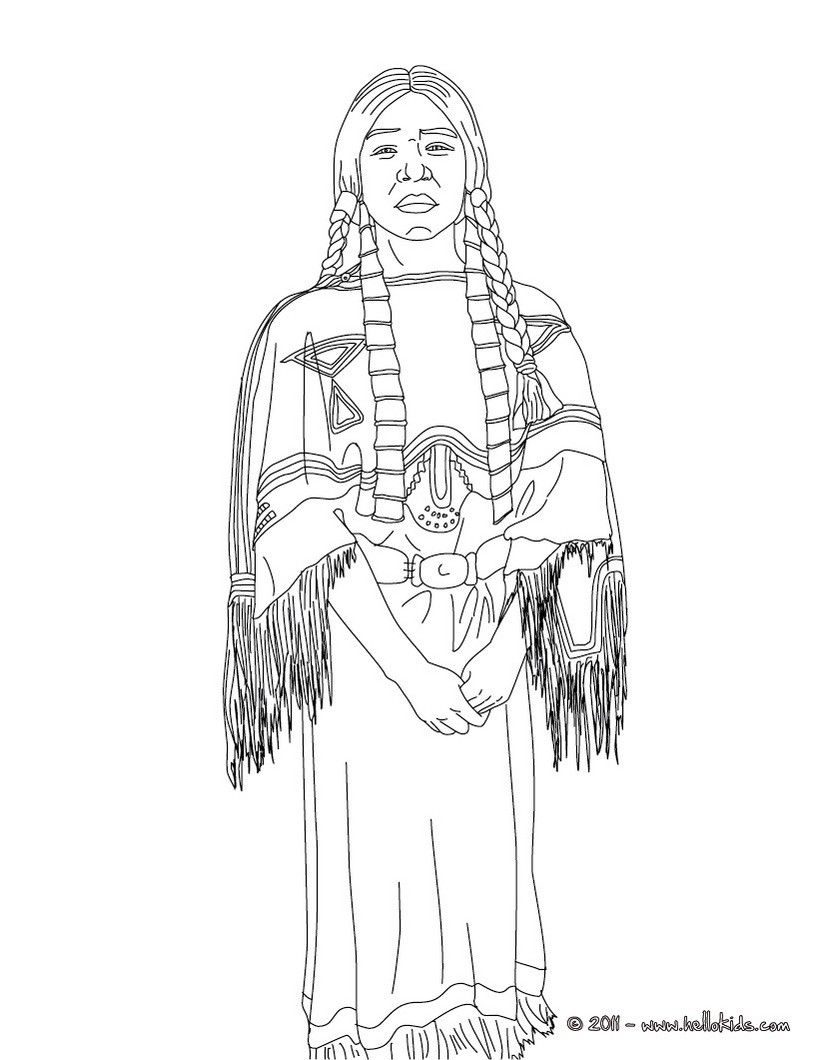 free native american indian coloring pages 30 free printable native american coloring pages free indian coloring pages american native