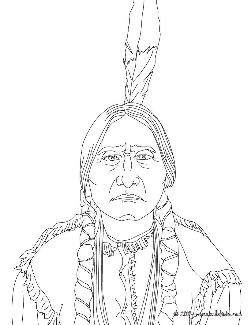 free native american indian coloring pages indian coloring pages coloringpages1001com free coloring pages native indian american