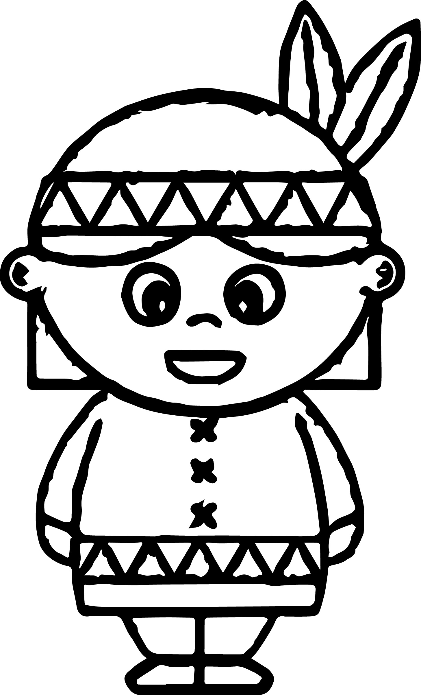 free native american indian coloring pages indigenous woman in a traditional costume coloring page indian native free american coloring pages