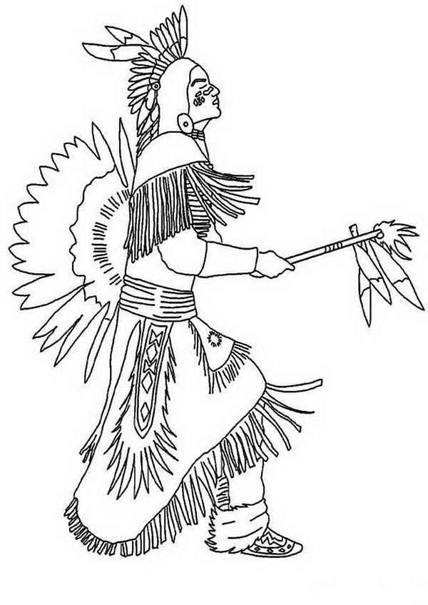 free native american indian coloring pages native american on his horse native american adult american indian free native coloring pages