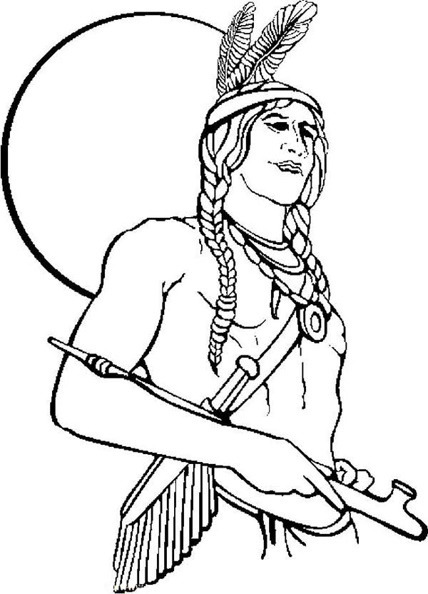 free native american indian coloring pages powhatan coloring page coloring pages dibujos pintar coloring pages free native indian american
