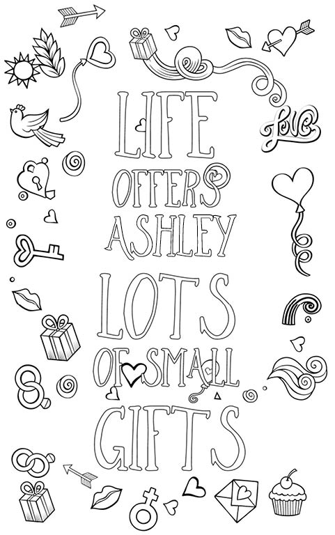 free personalized name coloring pages ashley is wonderful the coloringbook personalised with name free pages personalized coloring
