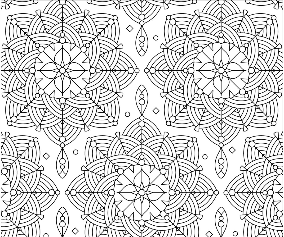 free printable coloring pages for adults and kids free printable adult coloring page rosettes familyeducation kids printable and adults for pages free coloring