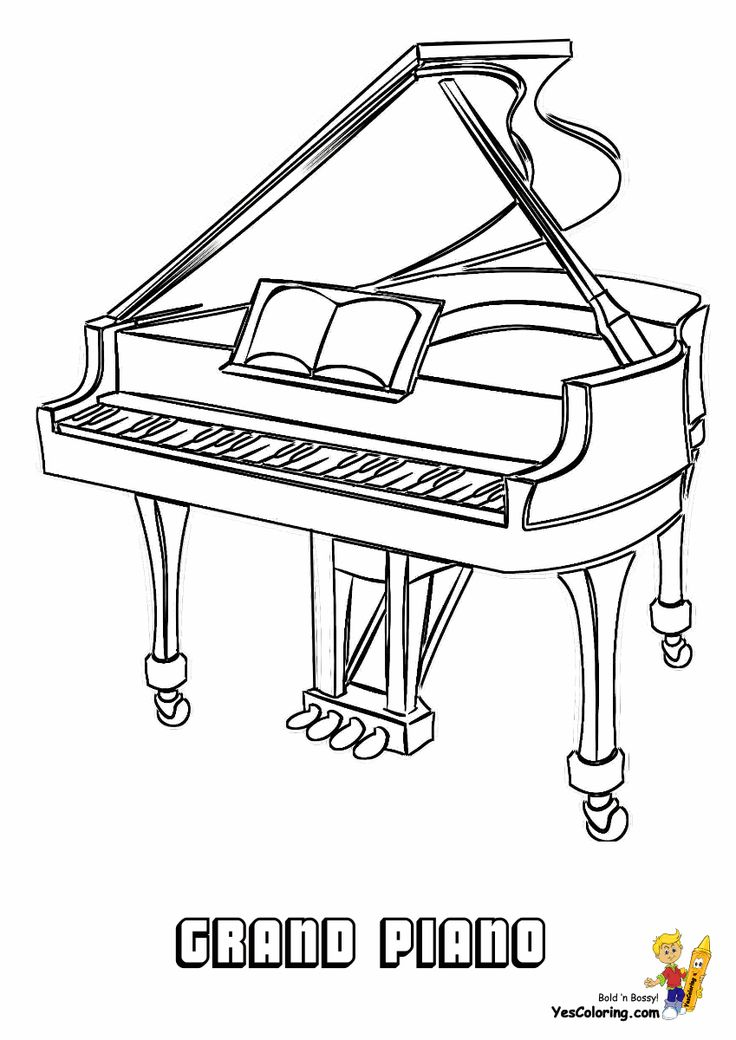 free printable coloring pages of musical instruments music instrument coloring page getcoloringpagescom of coloring free printable instruments musical pages