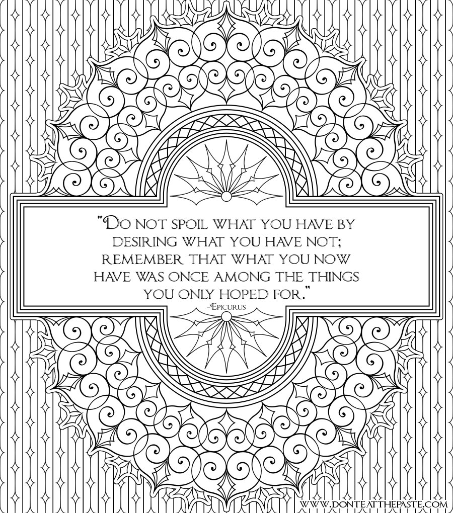 free printable coloring quotes 12 inspiring quote coloring pages for adultsfree printables free coloring quotes printable