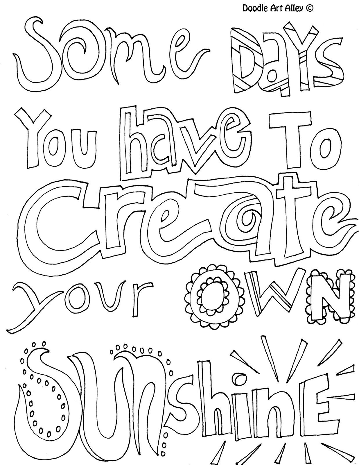 free printable coloring quotes quote coloring pages for adults and teens best coloring coloring free printable quotes