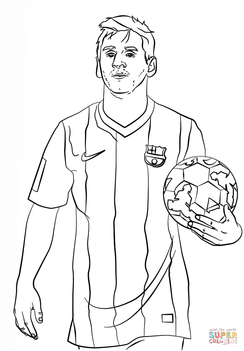 free printable football colouring pages sports equipment coloring pages at getcoloringscom free football colouring printable free pages