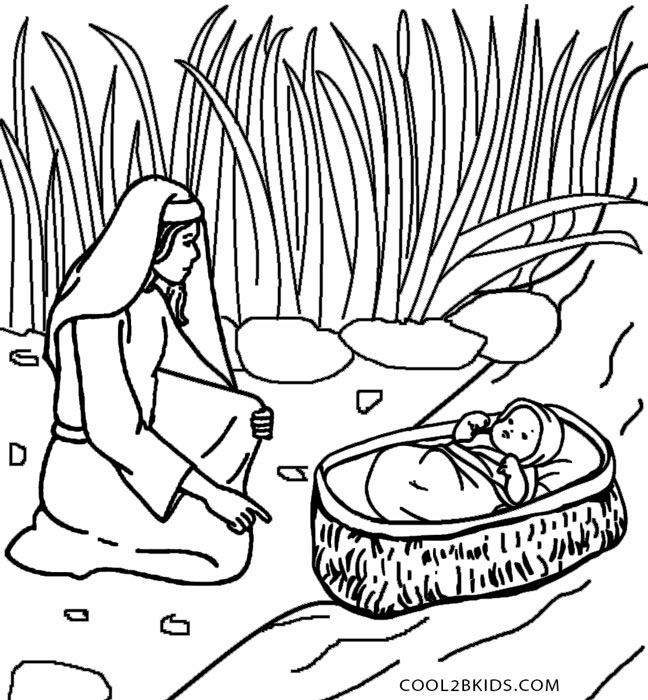 free printable moses coloring pages the story of baby moses coloring pages coloring pages coloring free pages moses printable