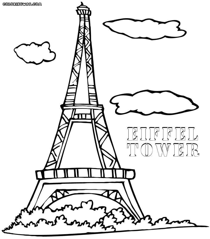 free printable paris coloring pages eiffel tower adult coloring page coloring paris france free paris printable pages coloring