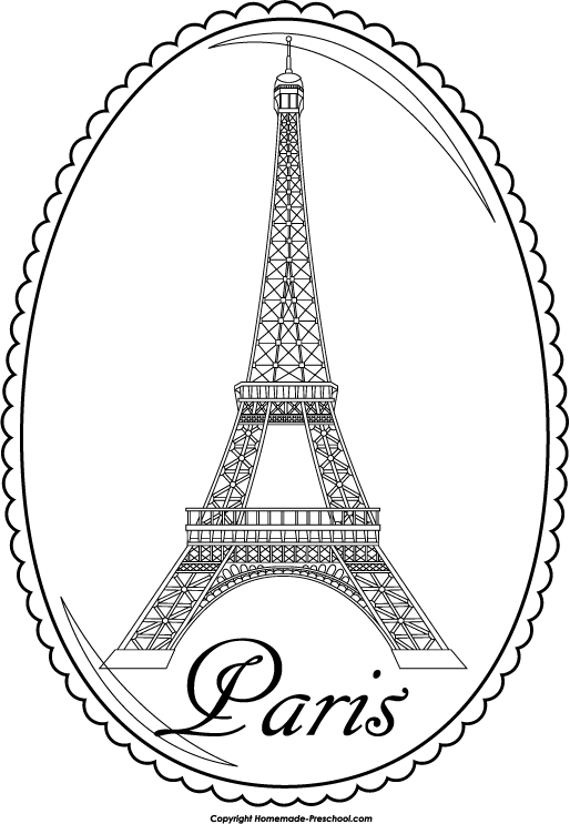 free printable paris coloring pages eiffel tower is the proud of france coloring page coloring printable pages free paris