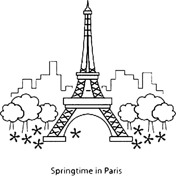 free printable paris coloring pages pin by maria mccabe on coloring páginas para colorear free coloring printable paris pages