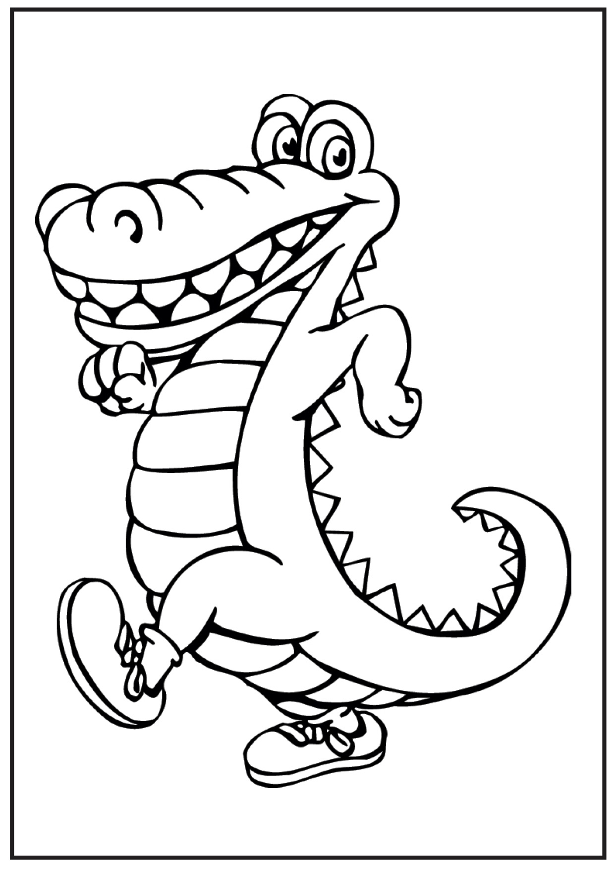 free printable pictures of alligators get this free printable alligator coloring pages for kids pictures alligators printable of free