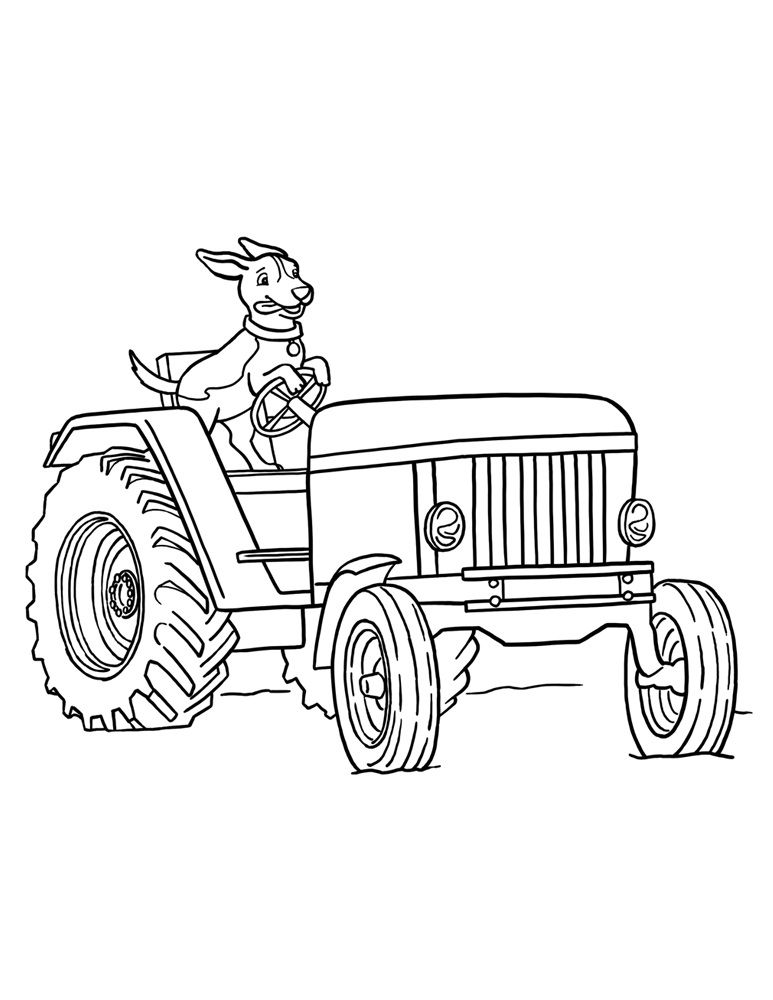 free printable tractor coloring pages free printable tractor coloring pages pages printable coloring tractor free