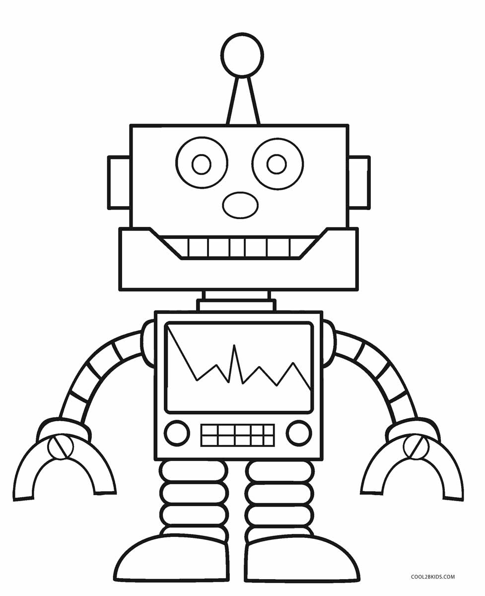 free robot coloring pages free printable robot coloring pages for kids cool2bkids coloring robot pages free