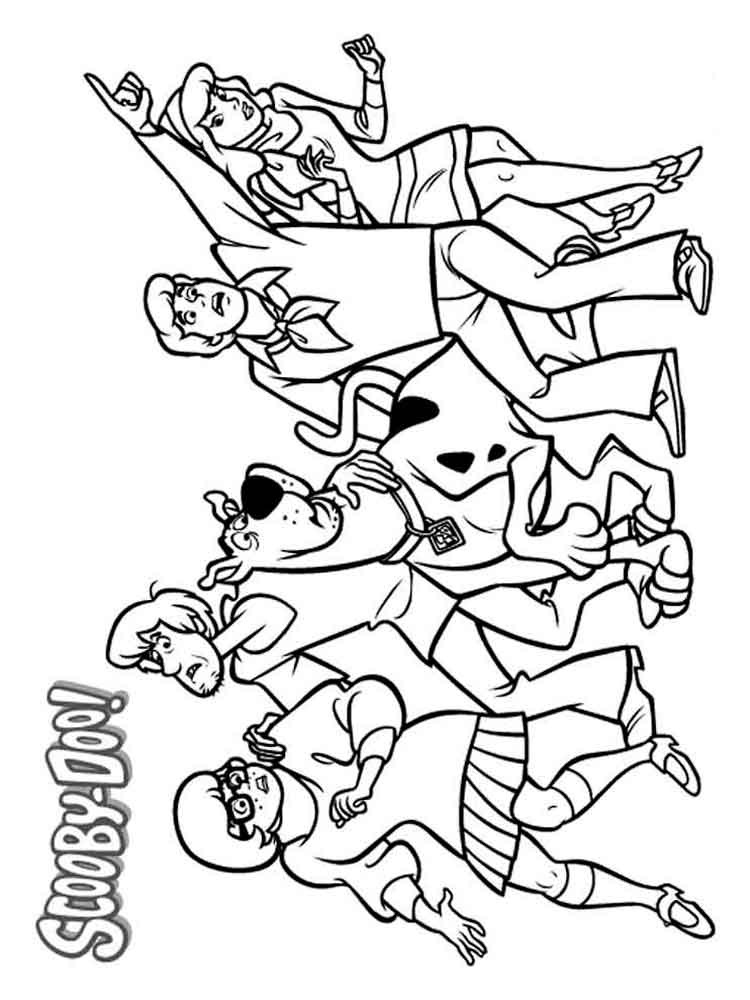 free scooby doo coloring pages scooby doo coloring pages download and print scooby doo doo coloring free pages scooby