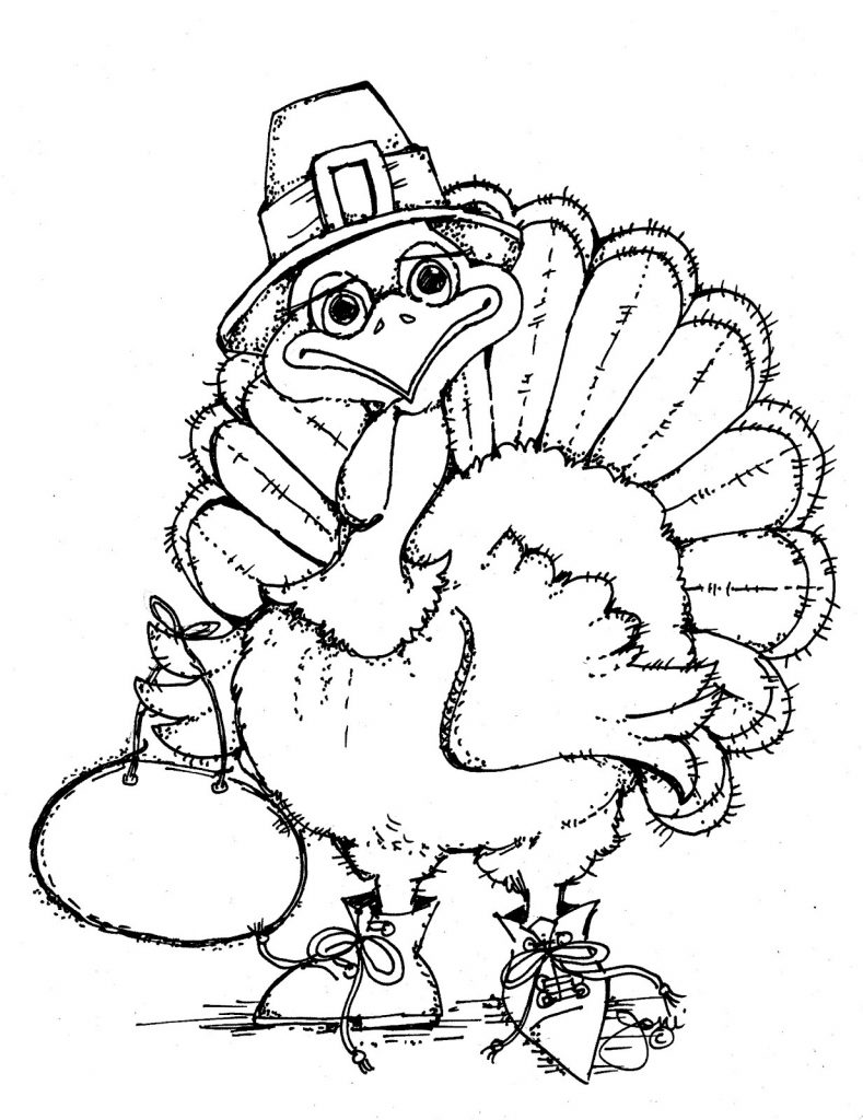 free turkey coloring pages free printable turkey coloring pages for kids pages turkey coloring free