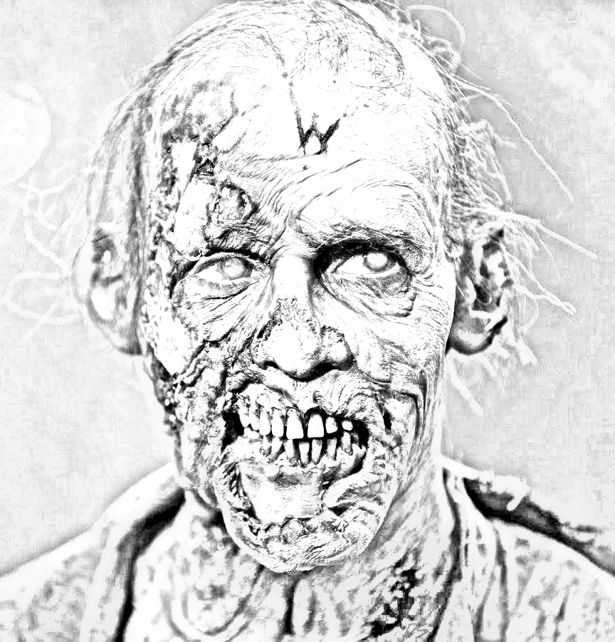 free walking dead coloring pages free coloring page coloring adult the walking dead rick pages coloring dead walking free