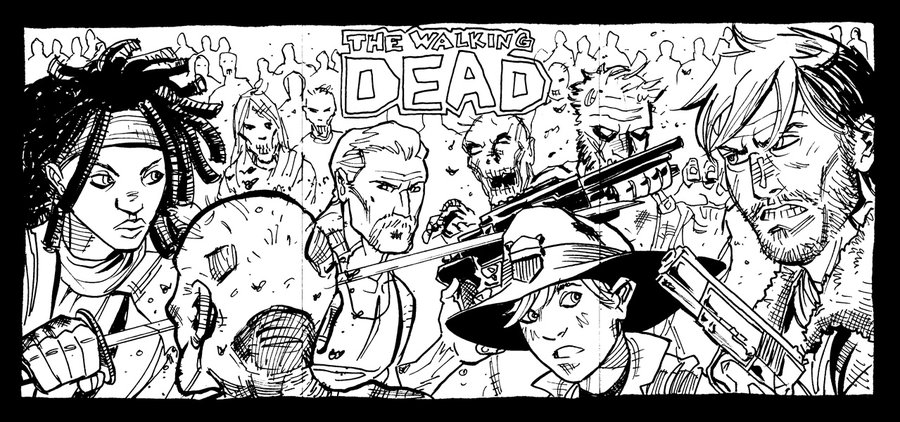 free walking dead coloring pages the walking dead coloring pages coloring home coloring dead walking free pages