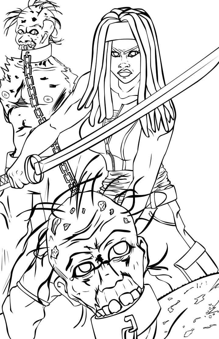 free walking dead coloring pages the walking dead coloring pages coloring home walking pages free dead coloring