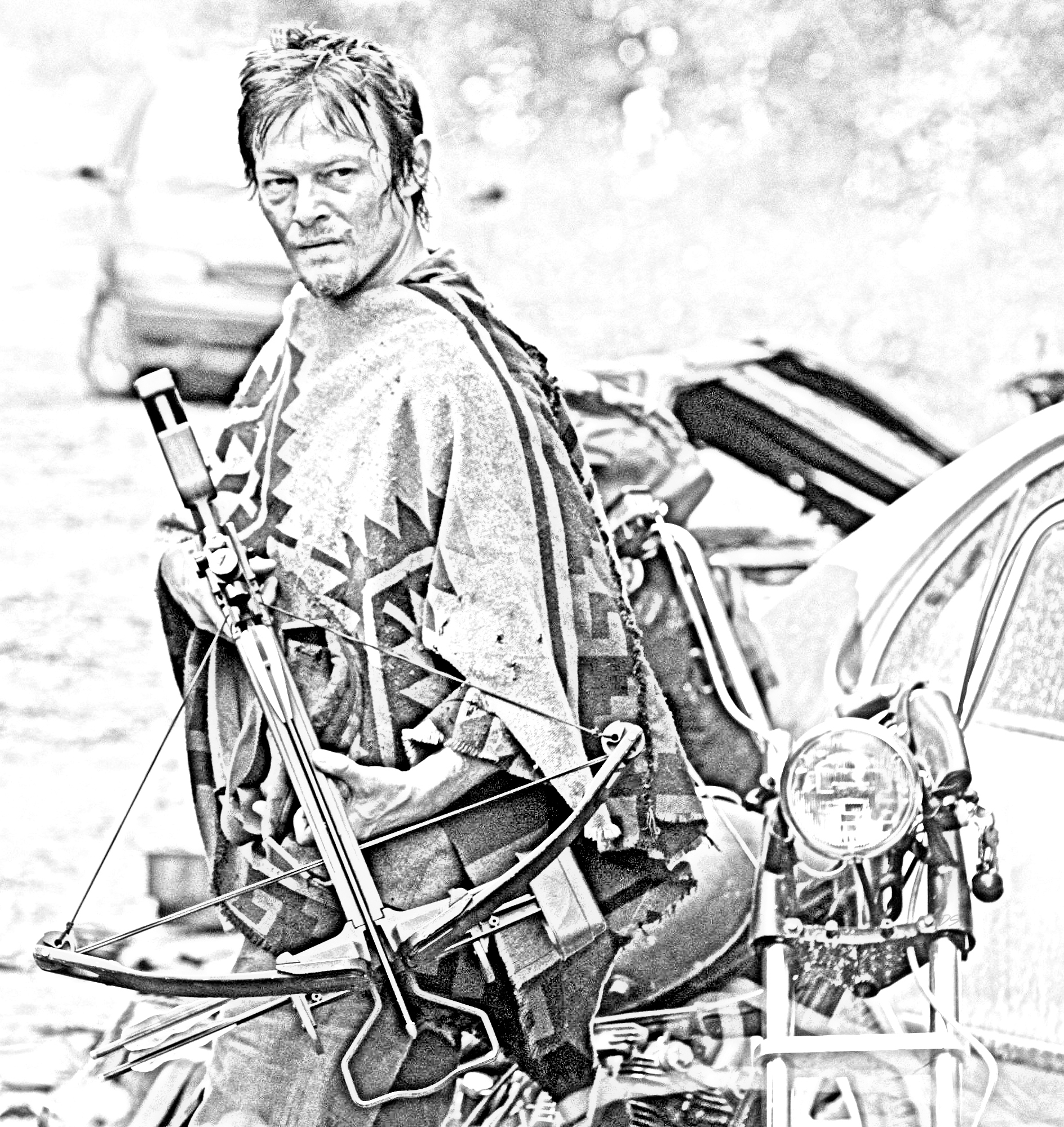 free walking dead coloring pages walking dead coloring pages at getcoloringscom free coloring walking free dead pages