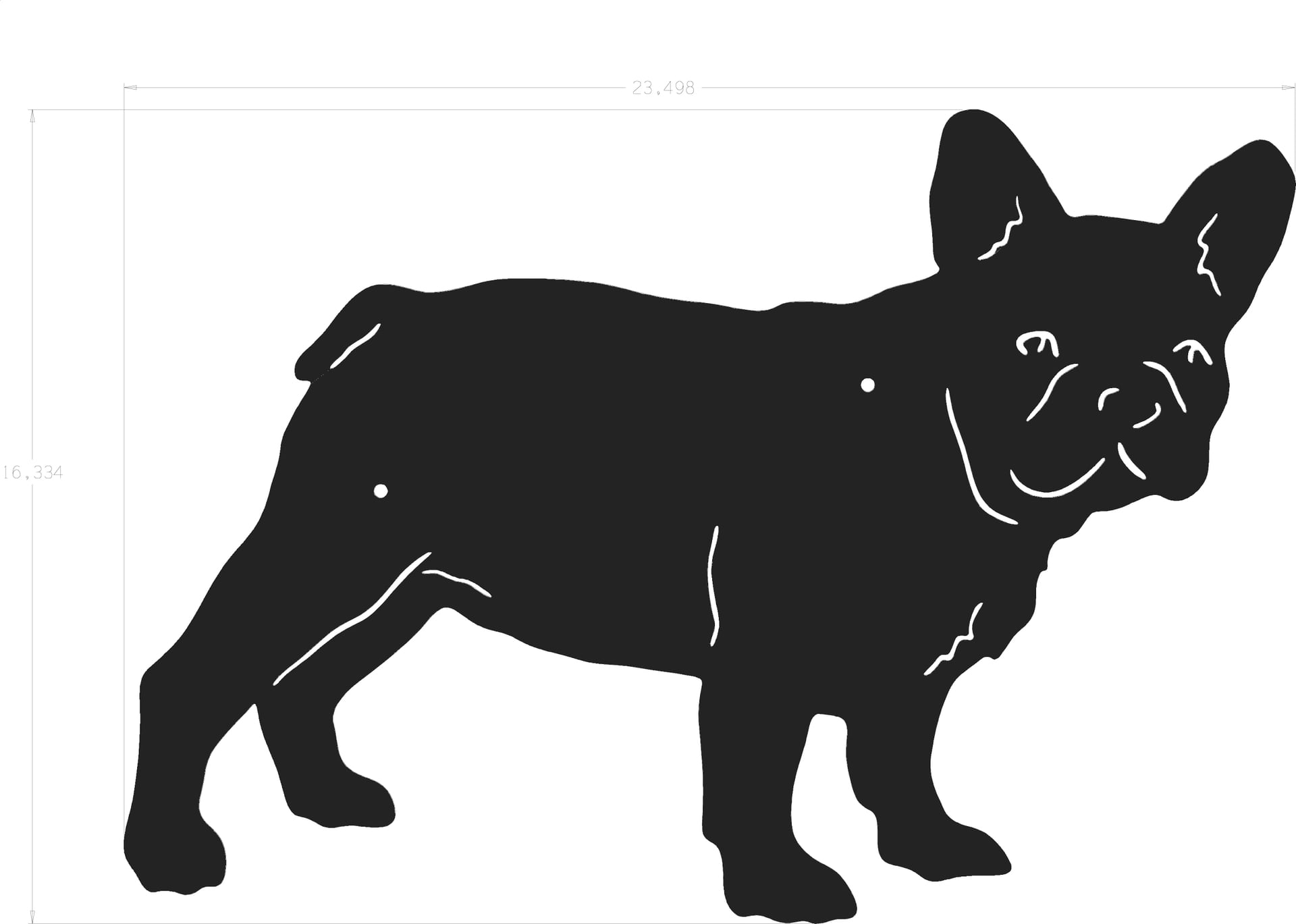 french bulldog silhouette ispca pulling out of carlow kilkenny dog shelter french silhouette bulldog