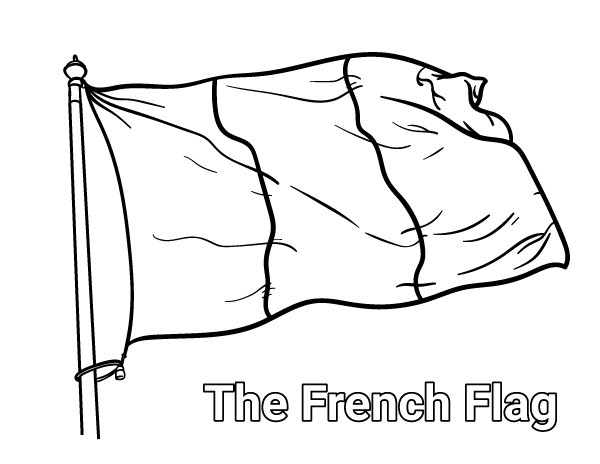 french flag colouring page france flag coloring page coloring pages colouring french flag page