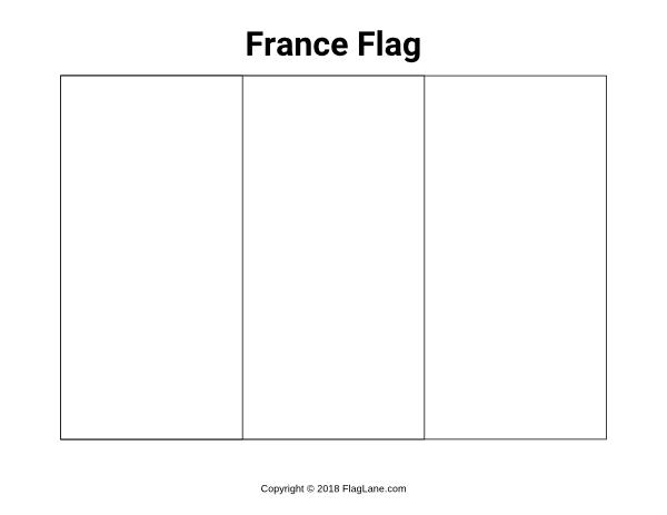 french flag colouring page french flag coloring pages coloring pages to download page flag french colouring