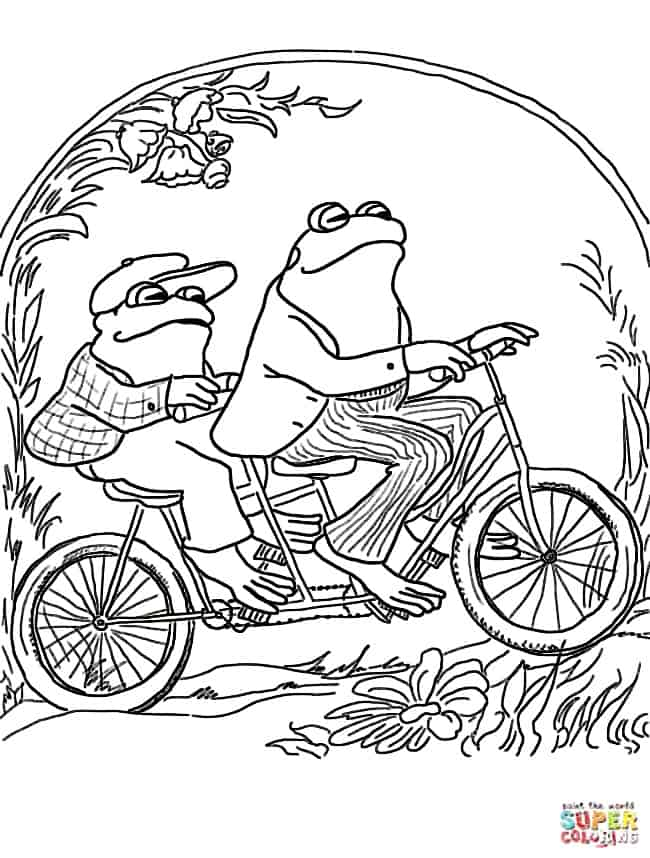 frog and toad coloring sheets toad and frog coloring pages to print for kids frog toad coloring and sheets