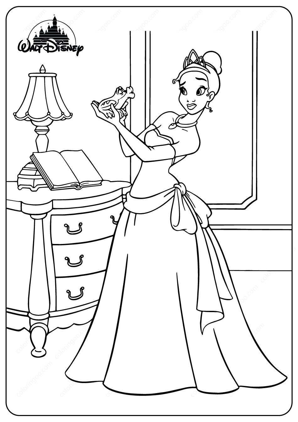 frog and toad coloring sheets top 30 free printable princess and the frog coloring pages and frog sheets toad coloring