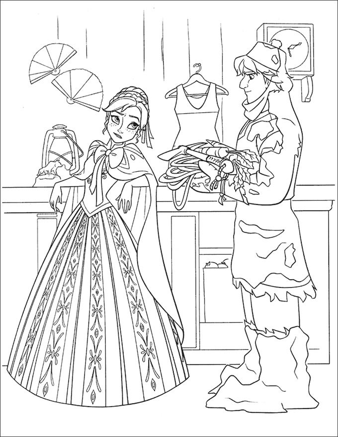 frozen colouring pages frozen coloring pages disneyclipscom colouring pages frozen 1 1