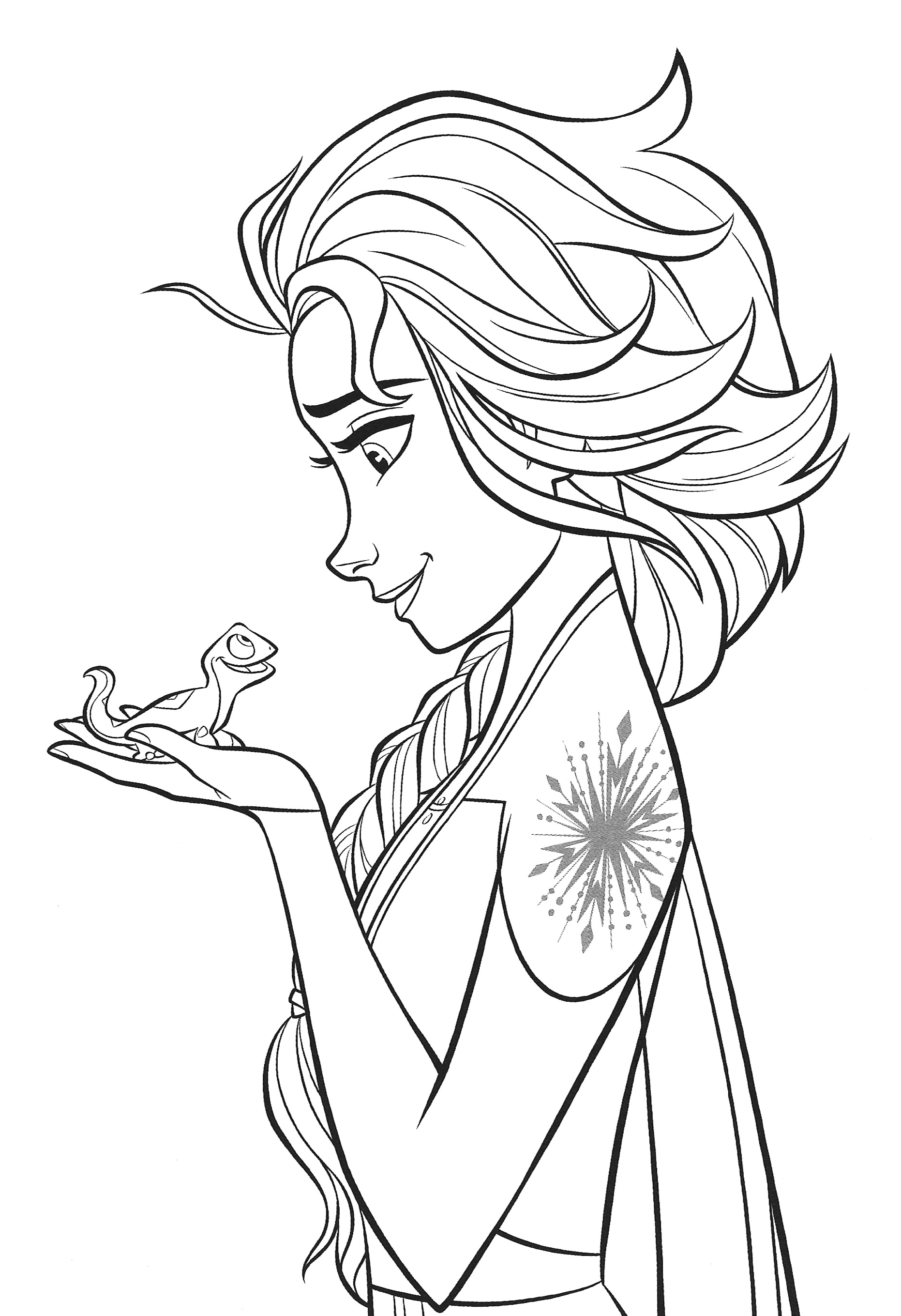 frozen colouring pages new frozen 2 coloring pages with elsa youloveitcom pages frozen colouring