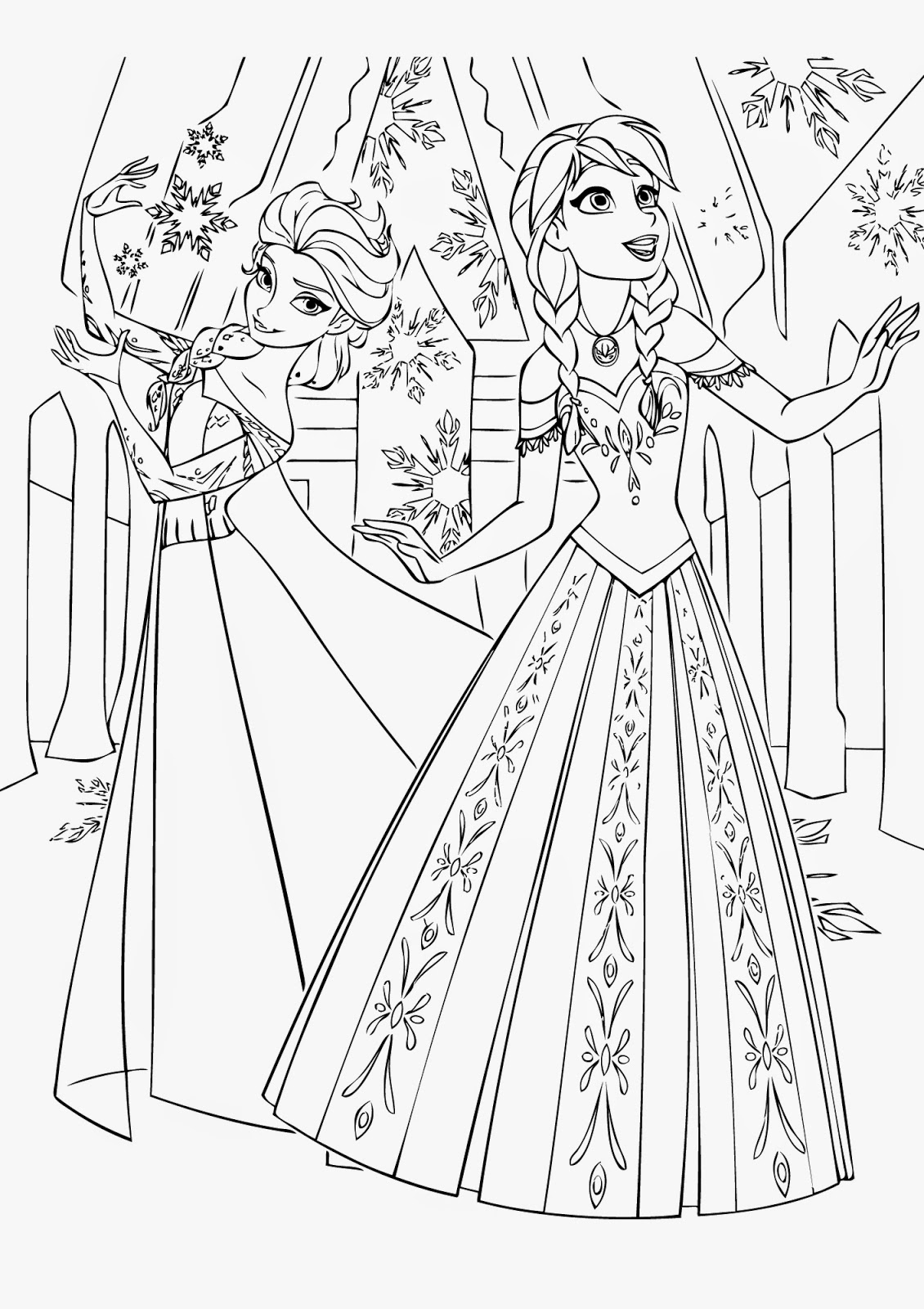 frozen colouring pages quotes coloring pages frozen quotesgram frozen colouring pages