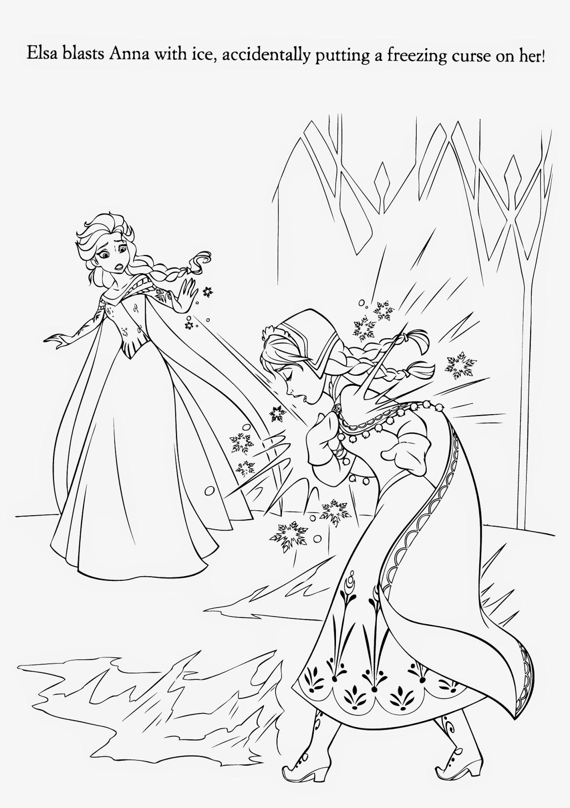 frozen pictures to color frozen ii free colouring pages to pictures frozen color