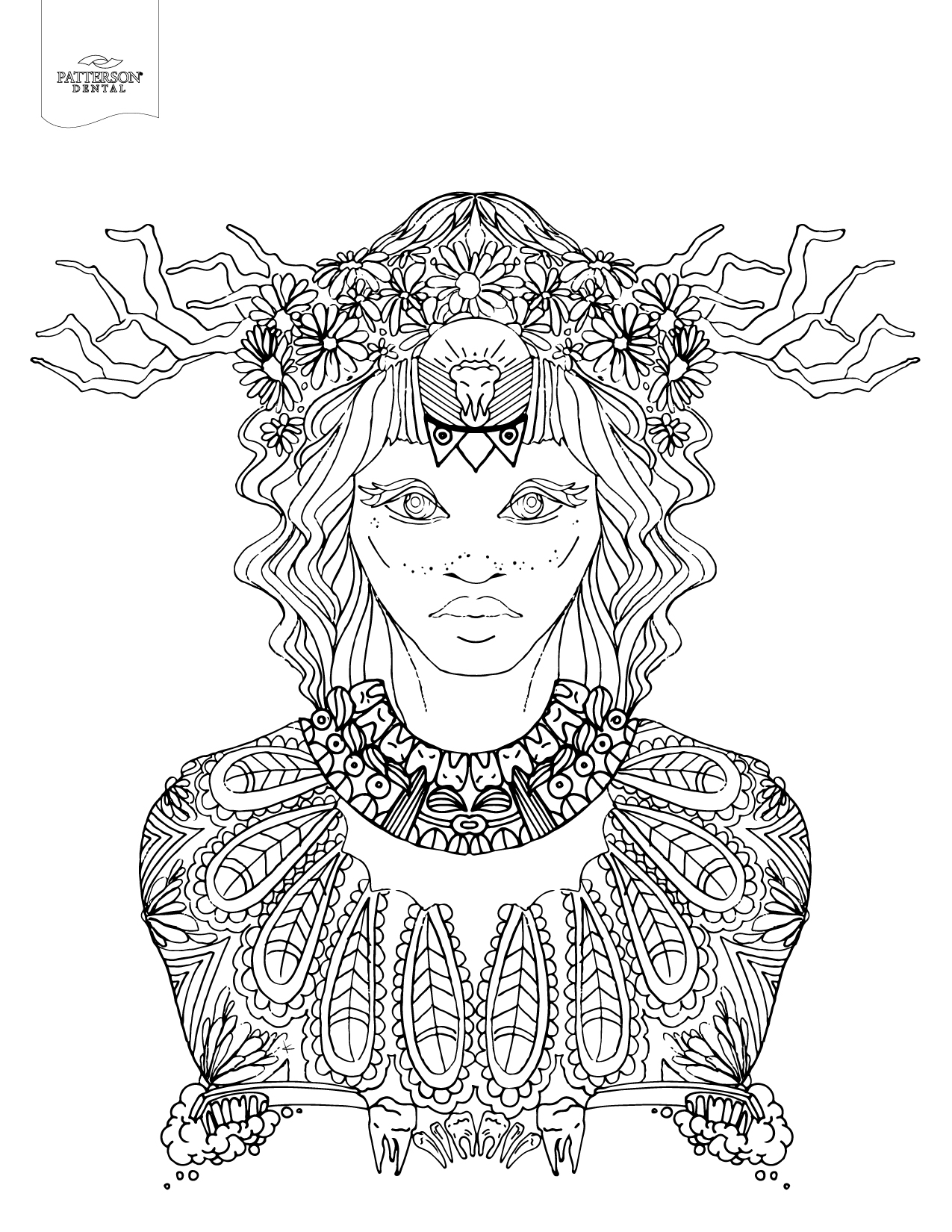 full size coloring pages 10 toothy adult coloring pages printable off the cusp pages coloring size full