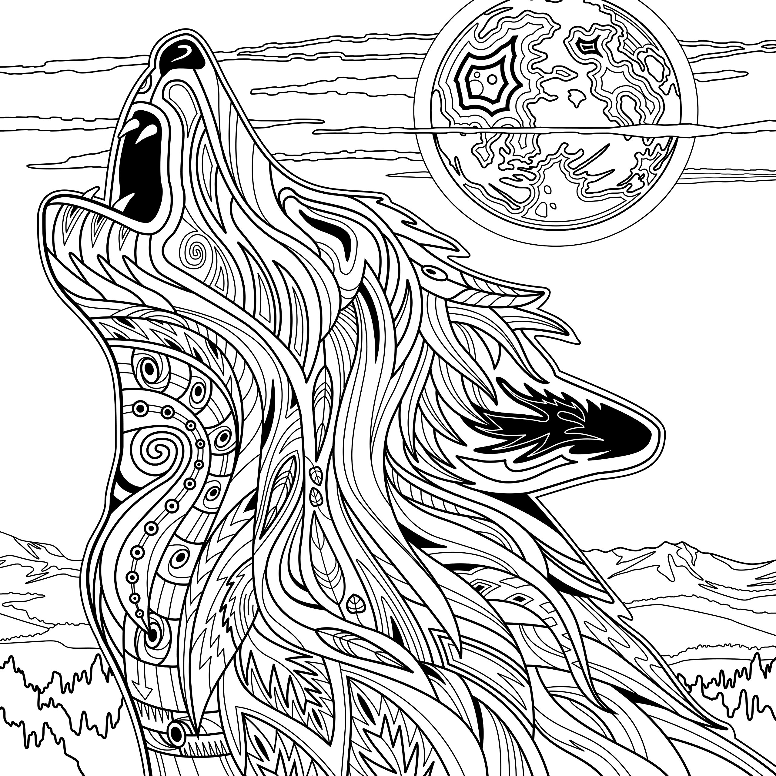 full size coloring pages full size coloring pages for adults at getcoloringscom full pages size coloring