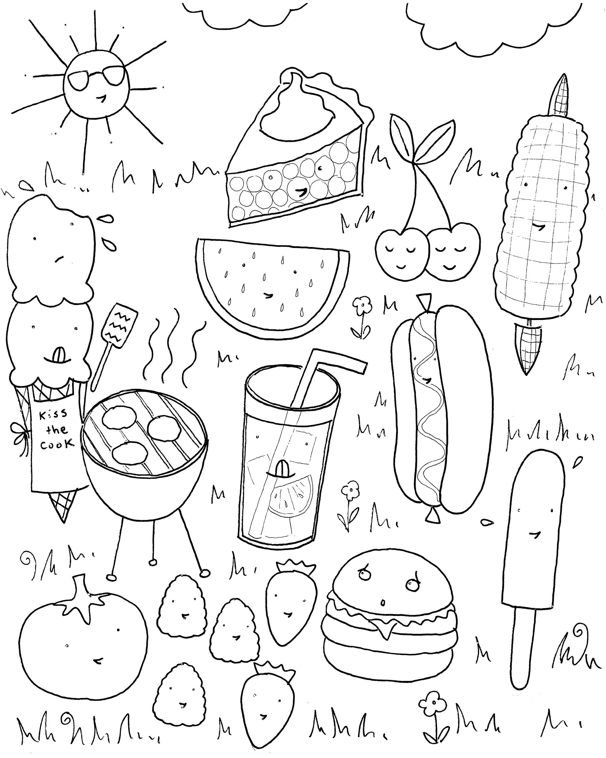 fun colouring pages for kids easy teen summer coloring pages woo jr kids activities kids fun pages for colouring