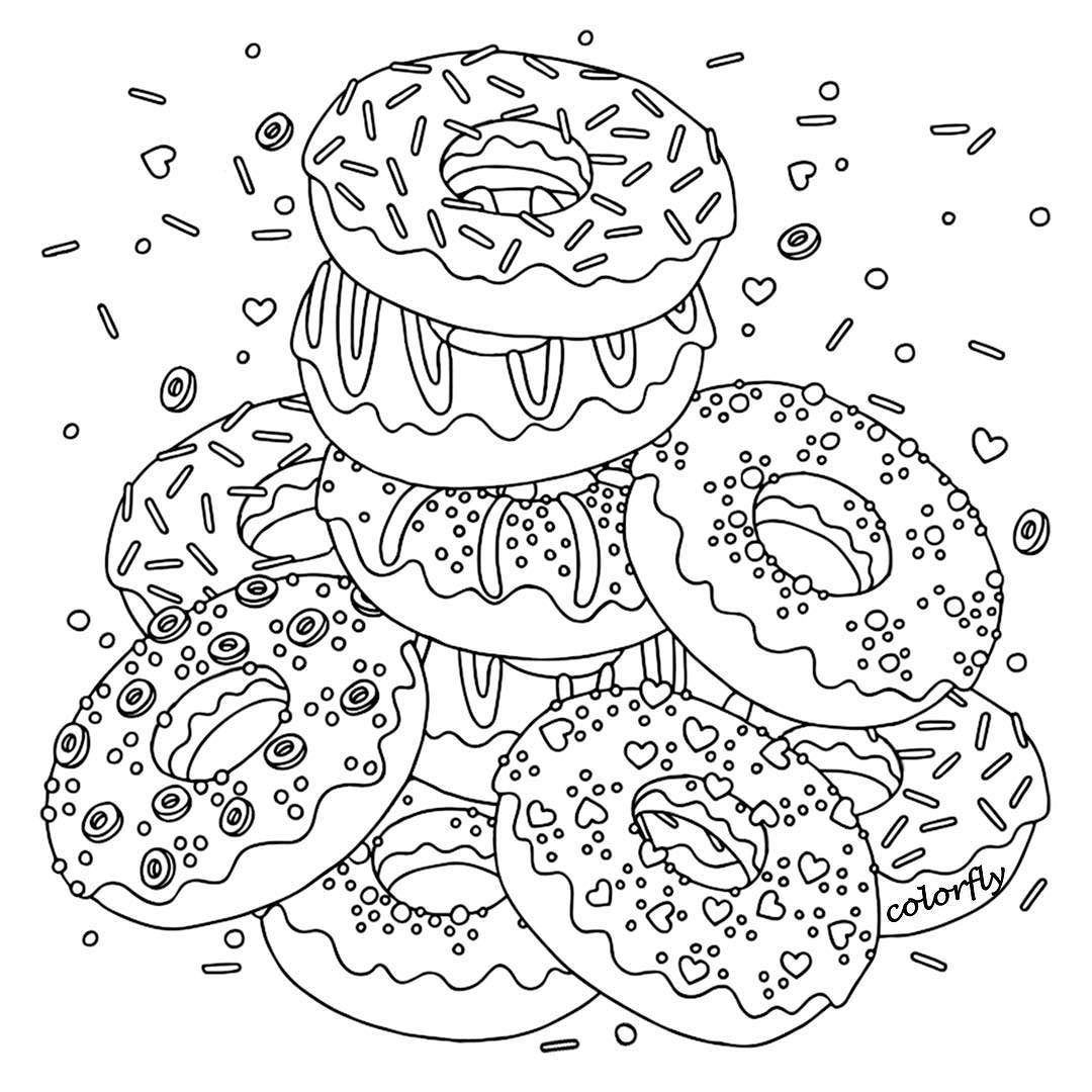 funny food coloring pages cute cupcakes coloring pages coloring home food coloring pages funny