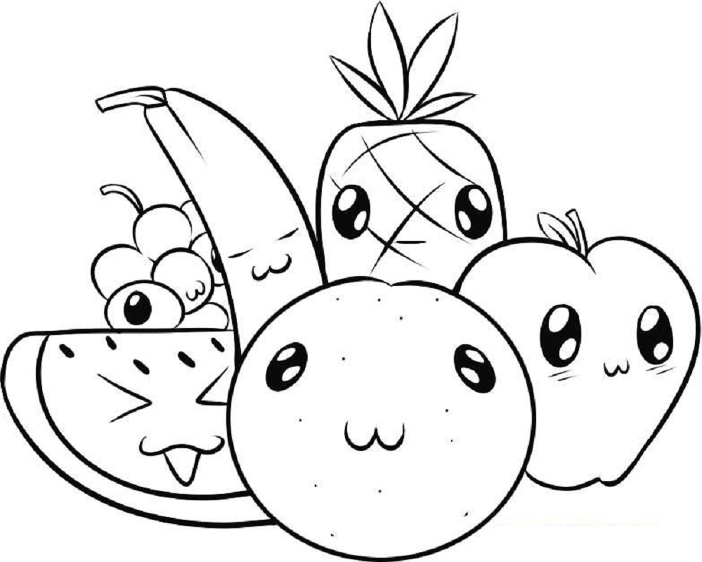 funny food coloring pages free printable food coloring pages for kids cool2bkids pages coloring food funny