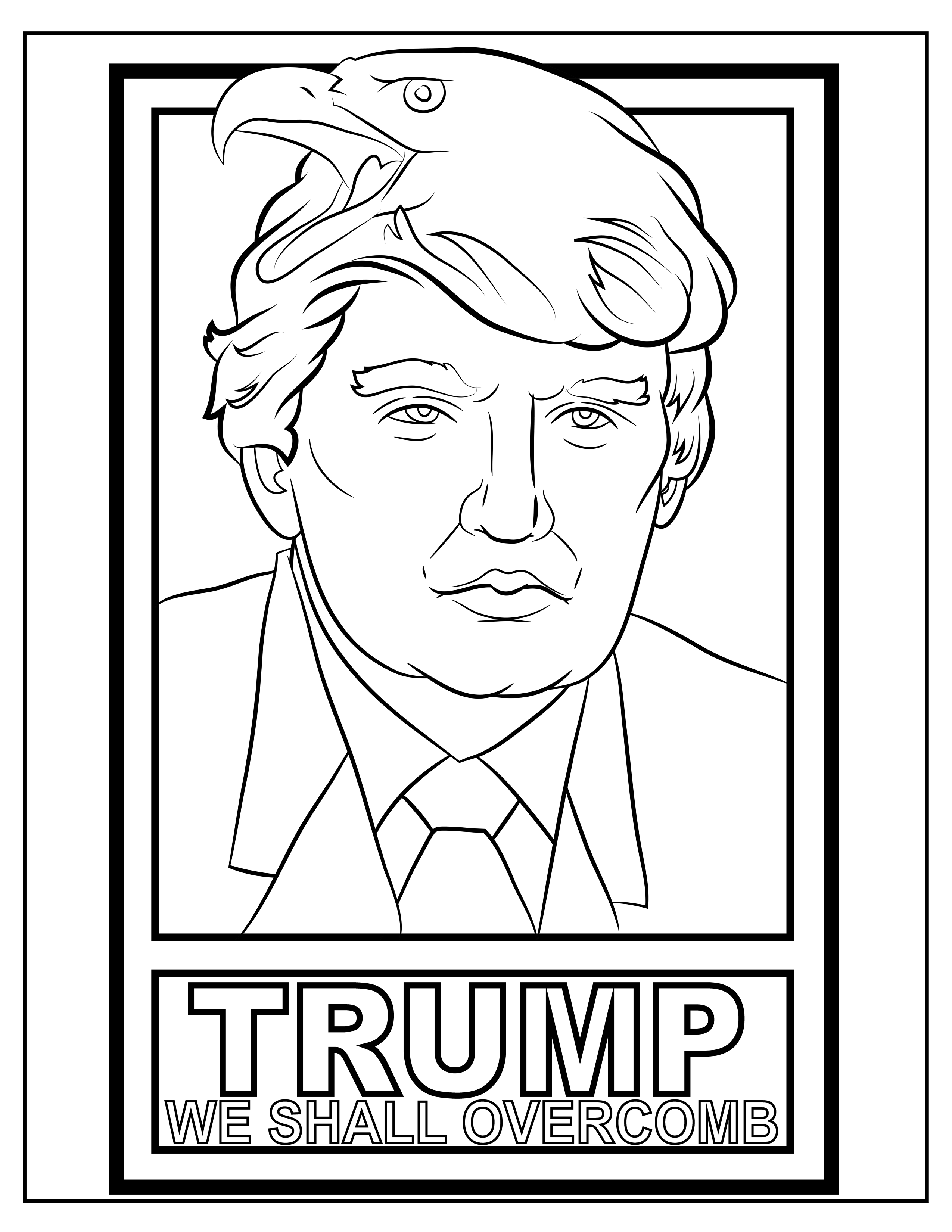 funny meme coloring pages hillary clinton coloring page at getcoloringscom free pages meme funny coloring