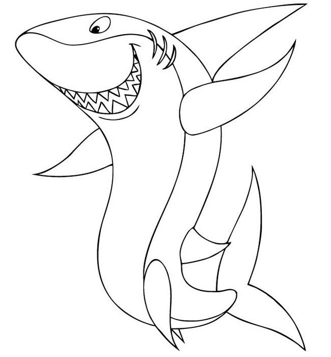 funny shark coloring pages 55 shark shape templates crafts colouring pages free pages shark funny coloring