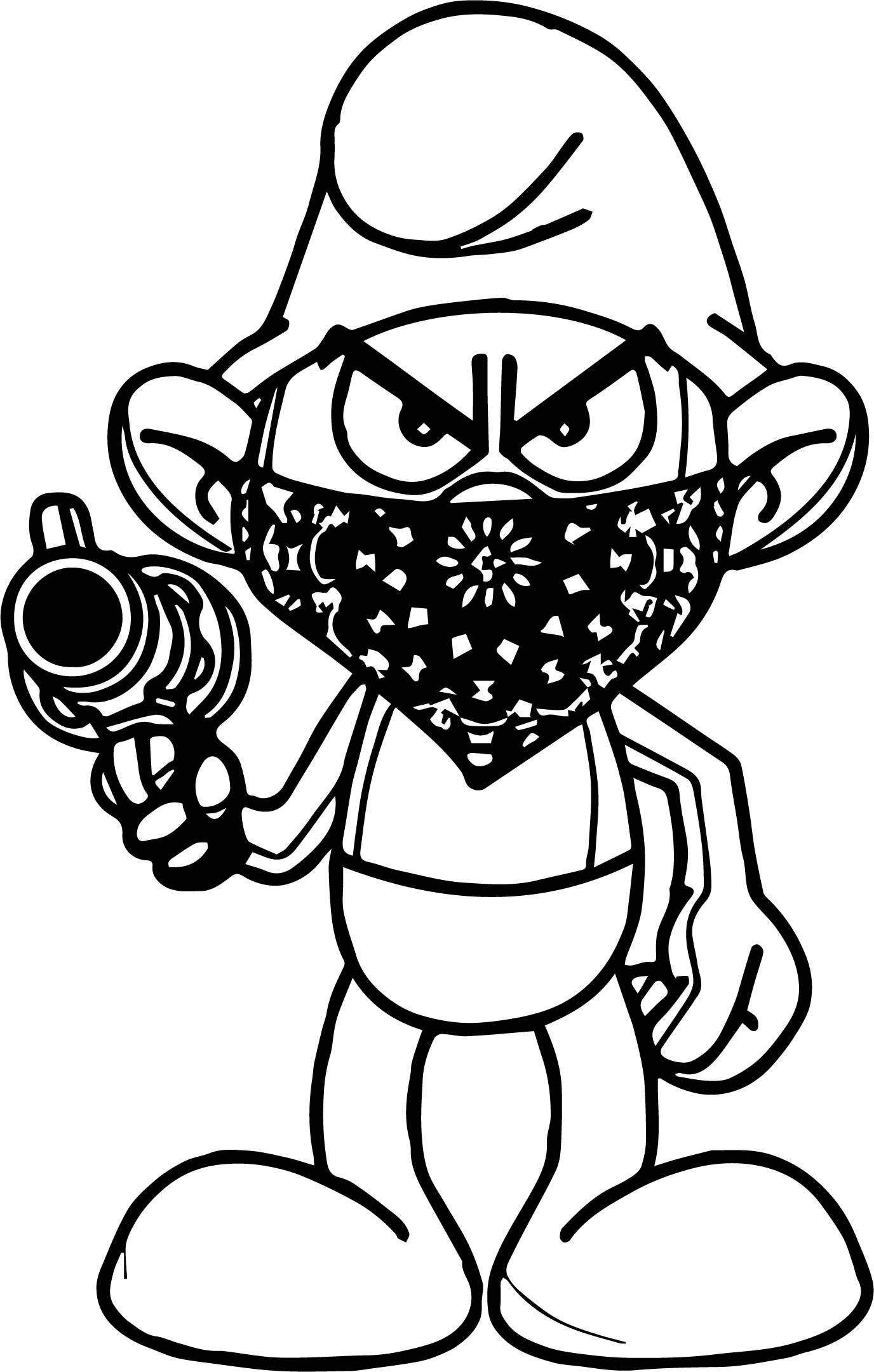gangsta simpsons coloring pages thug life coloring pages at getcoloringscom free pages coloring gangsta simpsons