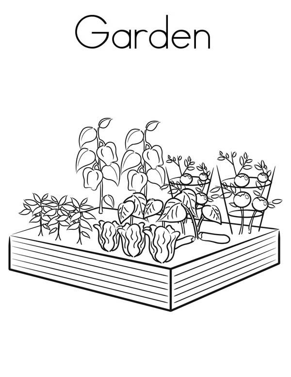 garden colouring pages for kids gardening coloring pages to download and print for free for kids pages garden colouring
