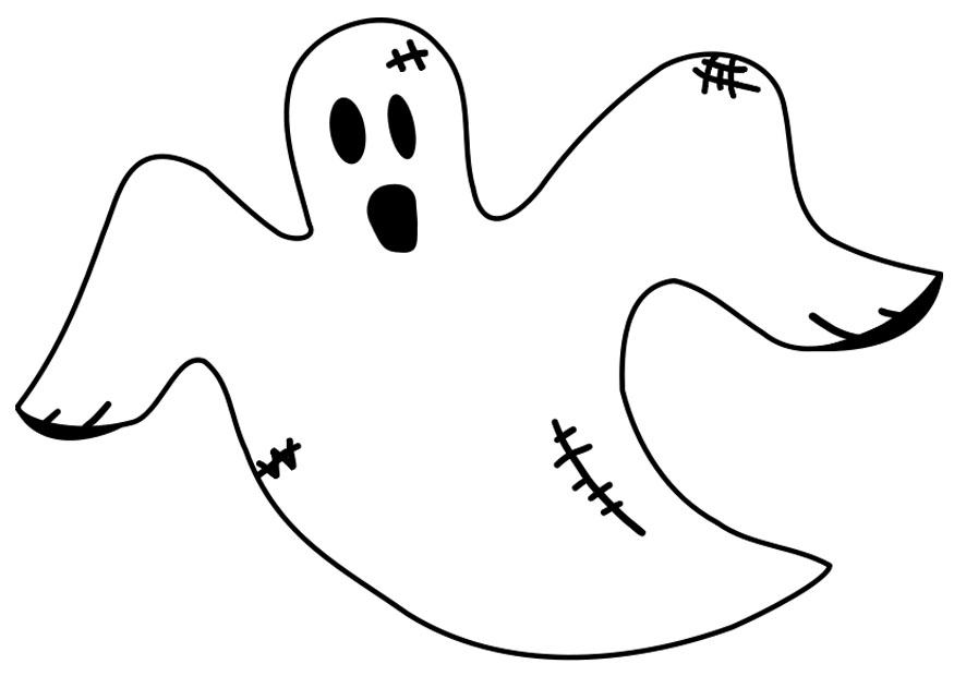 ghost for coloring ghost coloring pages to download and print for free for ghost coloring 1 1