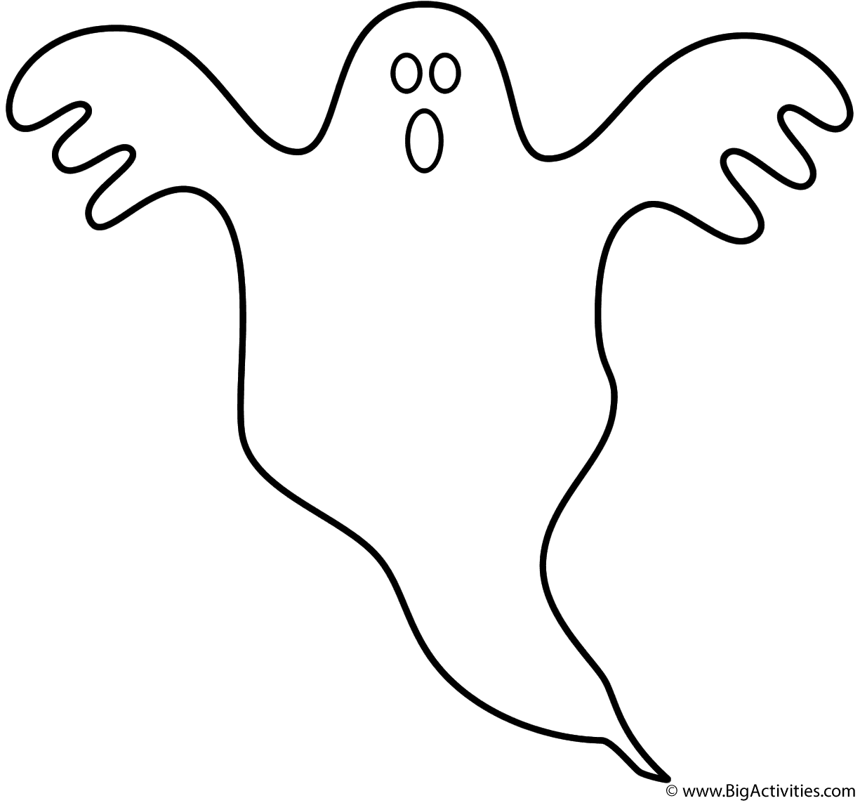ghost for coloring halloween ghost color pages halloween ghost coloring pages ghost for coloring