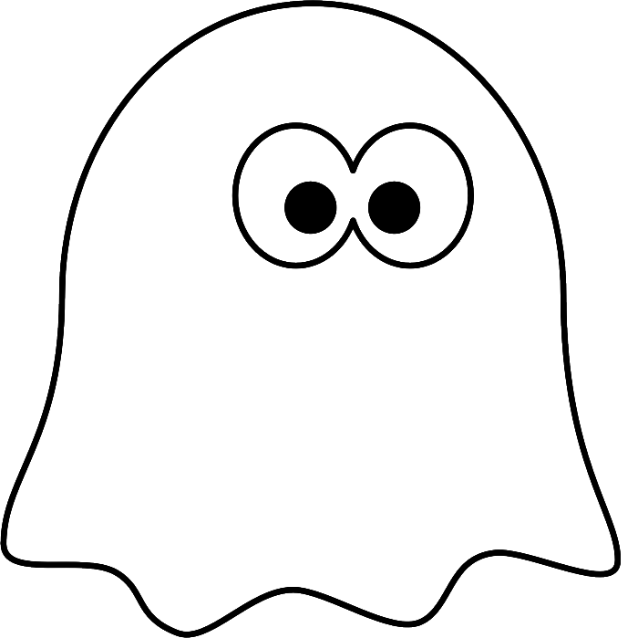 ghost for coloring halloween ghost coloring pages coloring home coloring for ghost